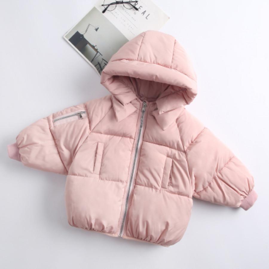 Куртка детская арт КД094, цвет:розовый