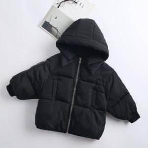 Куртка детская арт КД094, цвет:черный