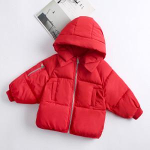 Куртка детская арт КД094, цвет:красный