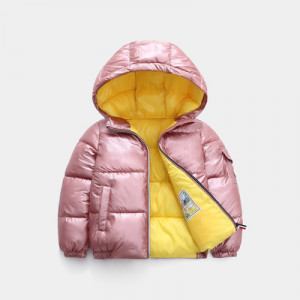 Куртка детская арт.КД095,цвет: розовый