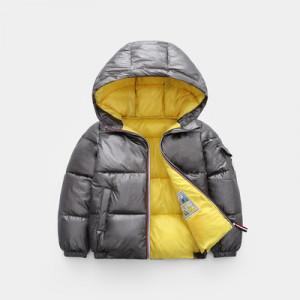 Куртка детская арт.КД095,цвет: серый