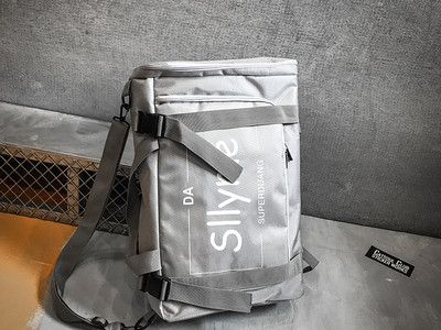 Рюкзак арт Р503, цвет:светло-серый