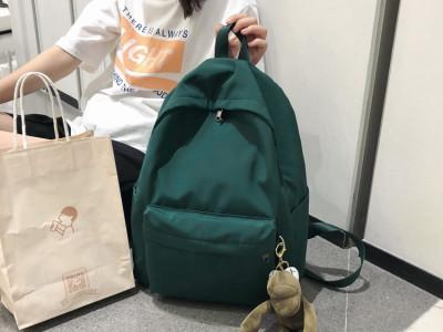 Рюкзак арт Р504, цвет:темно-зеленый