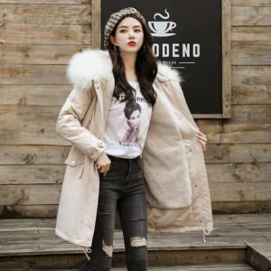 Куртка женская арт КЖ205 цвет:кремовый