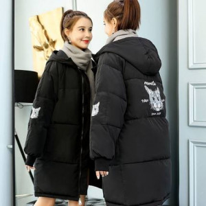 Куртка женская арт КЖ206 цвет:черный