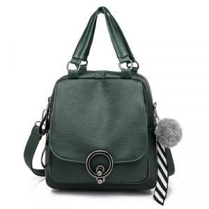 Рюкзак арт Р509, цвет: зеленый