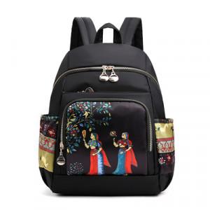 Рюкзак арт Р511, цвет: двое под елкой