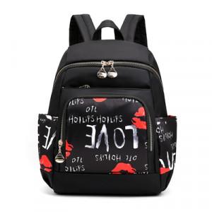 Рюкзак арт Р511, цвет:красные губы