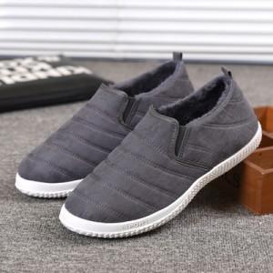 Обувь мужская арт ОМ29 цвет: серый