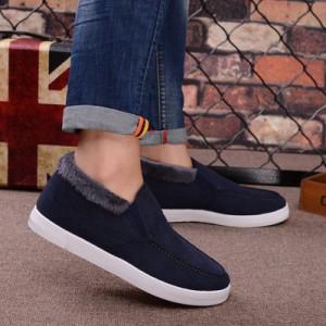 Обувь мужская арт ОМ32 цвет:синий