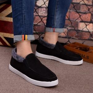 Обувь мужская арт ОМ32 цвет:черный