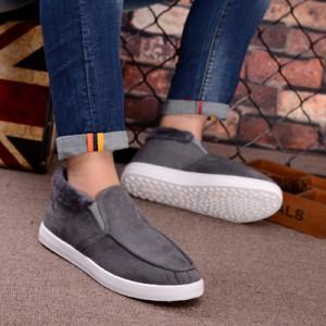 Обувь мужская арт ОМ32 цвет:серый