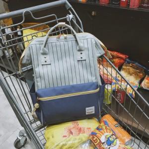 Рюкзак арт Р356, темно-синий