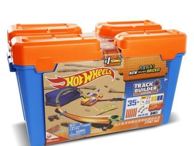 Hot Wheels DWW95 Хот Вилс Стартовый набор конструктора трасс
