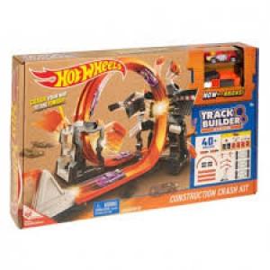Hot Wheels DWW96 Хот Вилс Конструктор трасс: Ударная волна