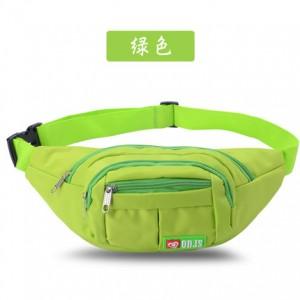 Спортивная сумка арт 8555 зеленый