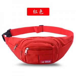 Спортивная сумка арт 8555 красный