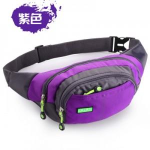 Спортивная сумка арт СС1 цвет:8 фиолетовый