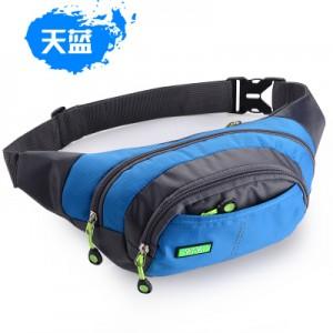 Спортивная сумка арт СС1 цвет:8 голубой