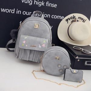 Набор рюкзак из 3 предметов арт Р273