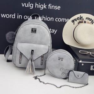 Набор рюкзак из 3 предметов арт Р269
