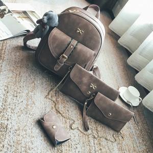 Набор рюкзак из 4 предметов арт Р276