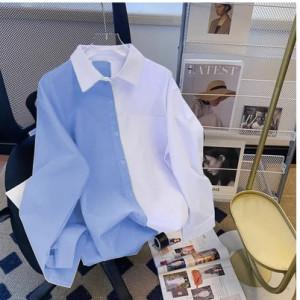 Дорожная сумка арт 0766 синие полосы