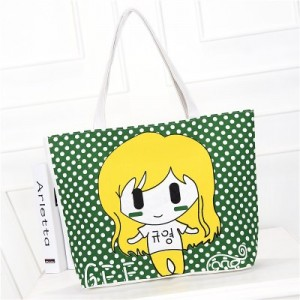 Пляжная сумка арт 0763 Гуанчжоу девушка
