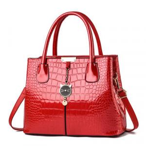 Пляжная сумка арт 0763 белая кошка КТ