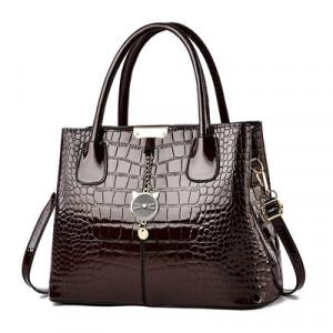 Дорожная сумка арт 0765 фиолетовая сова