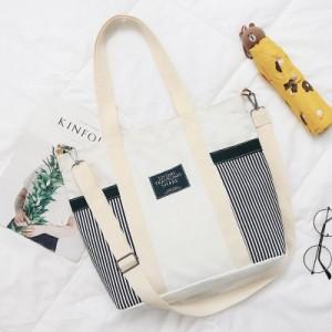 Пляжная сумка арт 0764 белый