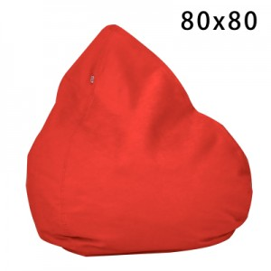 Кресло арт БК1 цвет:красный