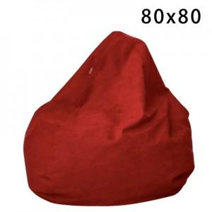 Кресло арт БК1 цвет:темно-красный