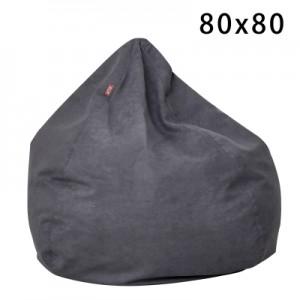 Кресло арт БК1 цвет:темно-серый