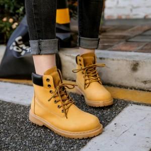 Обувь унисекс арт ОЖ87 цвет:желтый