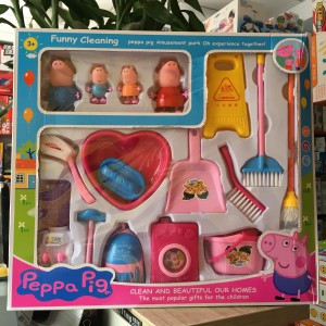 Инструменты Пеппа
