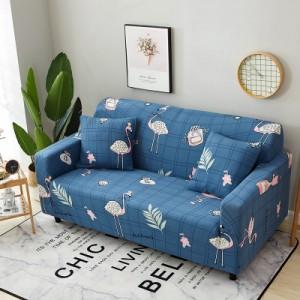 Чехол арт МЧ1 цвет: синее фламенко