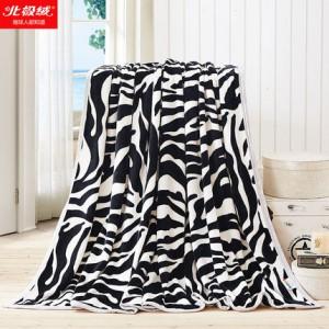 Плед арт ВЛ6 цвет:модель зебры