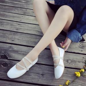 Обувь женская арт ОЖ93  цвет:белый