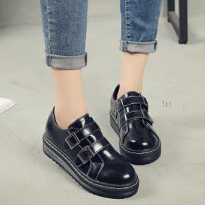 Обувь женская арт ОЖ99 цвет:черный