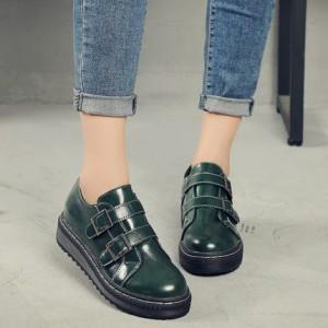 Обувь женская арт ОЖ99 цвет:зеленый