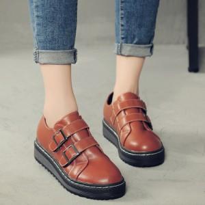 Обувь женская арт ОЖ99 цвет:коричневый