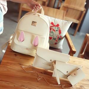 Набор рюкзак из 4 предметов арт Р178