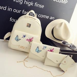 Набор рюкзак из 4 предметов арт Р177