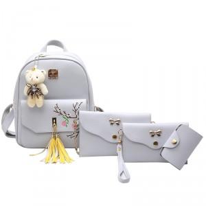 Набор рюкзак из 4 предметов арт Р179