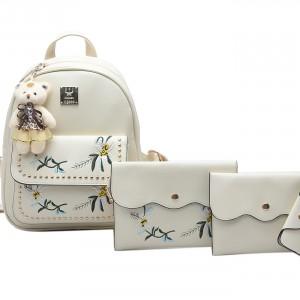 Набор рюкзак из 4 предметов арт Р180