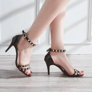 Туфли женские арт ОЖ296 цвет:черный