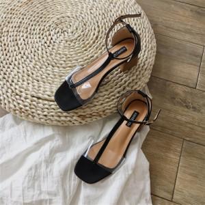 Туфли женские арт ОЖ298 цвет:черный
