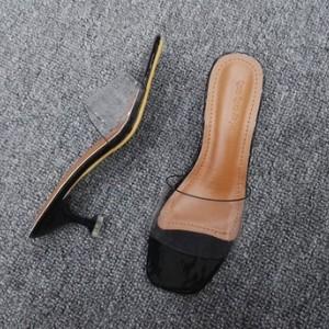 Туфли женские арт ОЖ299 цвет:черный тонкий