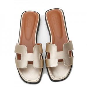 Обувь женская арт ОЖ300 цвет:золотой